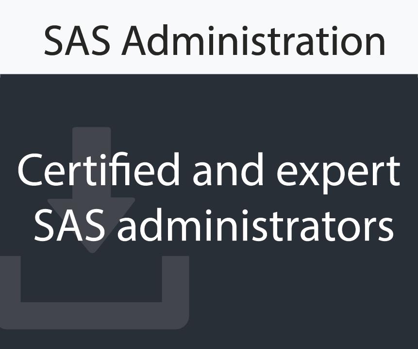 SAS Administration